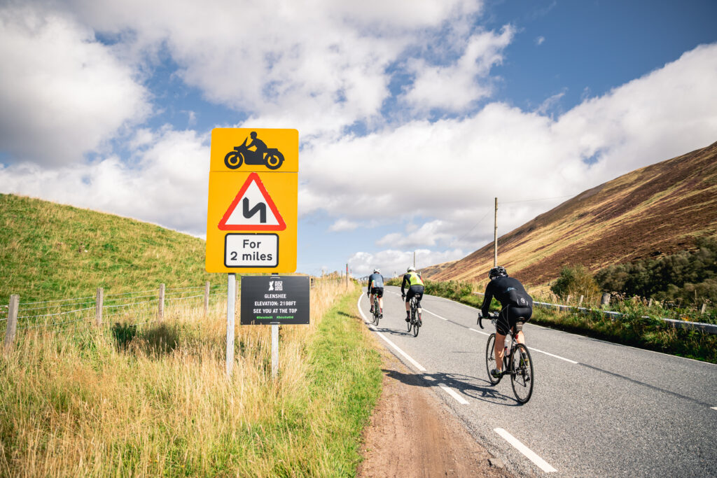 Cycling from Lands end to John O'Groats